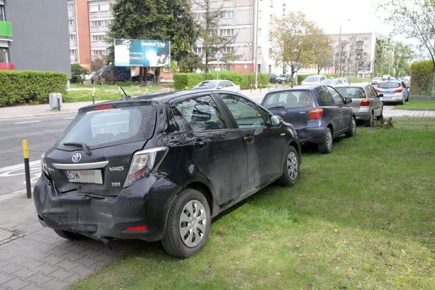 Wypadek na Braniborskiej