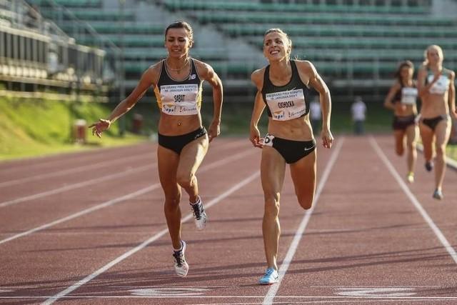 Anna Sabat na finiszu pokonała m.in. Angelikę Cichocką