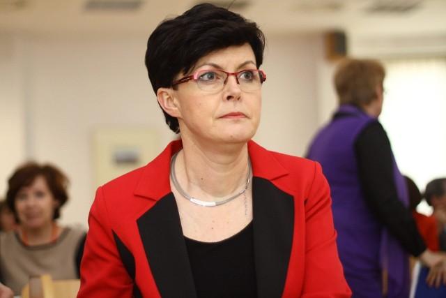Teresa Misiak, kurator oświaty
