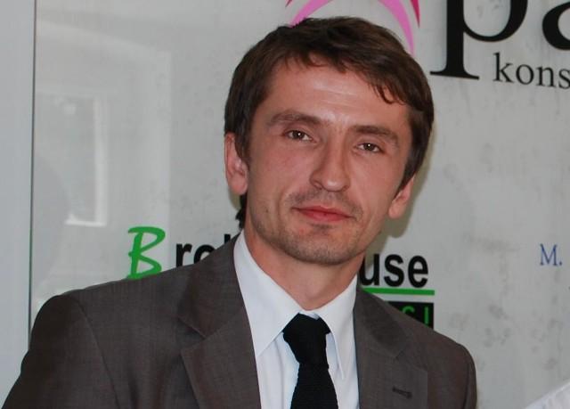Jakub T. Górecki, niezależny doradca finansowy z Opola. (fot. archiwum)