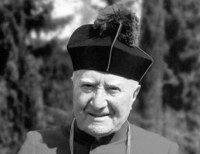 Ks. infułat profesor Zygmunt Lewicki