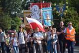 Tłumy ludzi na odpuście u Księżnej Sieradzkiej w Charłupi Małej ZDJĘCIA