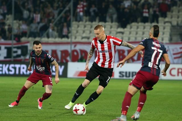 Cracovia wygrała trzy mecze w pierwszej rundzie