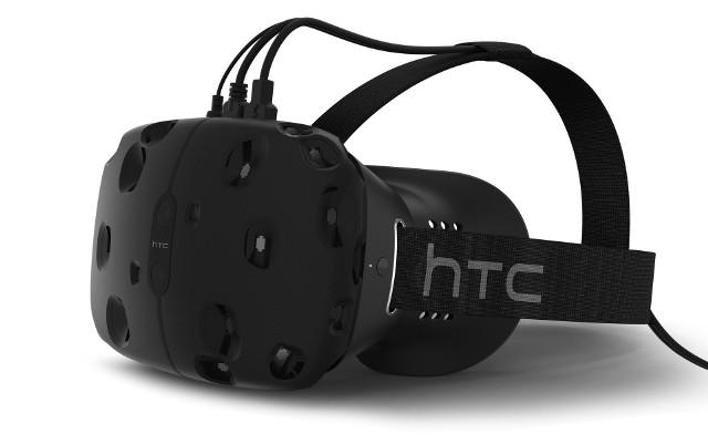HTC ViveHTC Vive, czyli wspólny pomysł Valve i HTC na wirtualną rzeczywistość