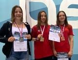 Zuzanna Wójcik z Korony-Swim Kielce zdobyła brąz na Mistrzostwach Polski Juniorów 14-letnich w pływaniu [ZDJĘCIA]