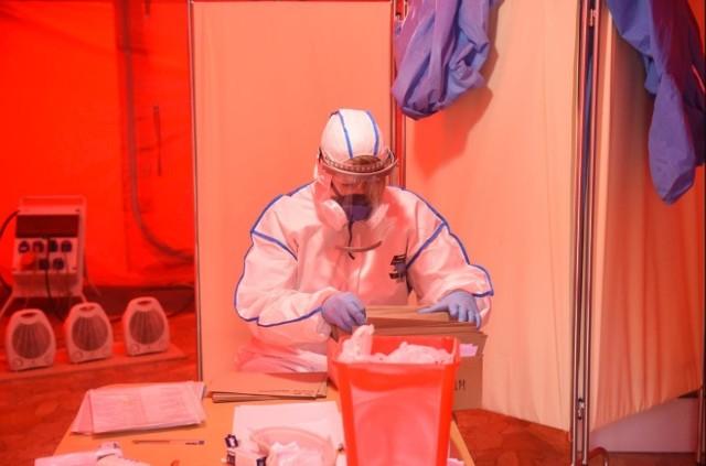 Sześć przypadków to największy dobowy przyrost chorych na koronawirusa w Gorzowie od początku epidemii.