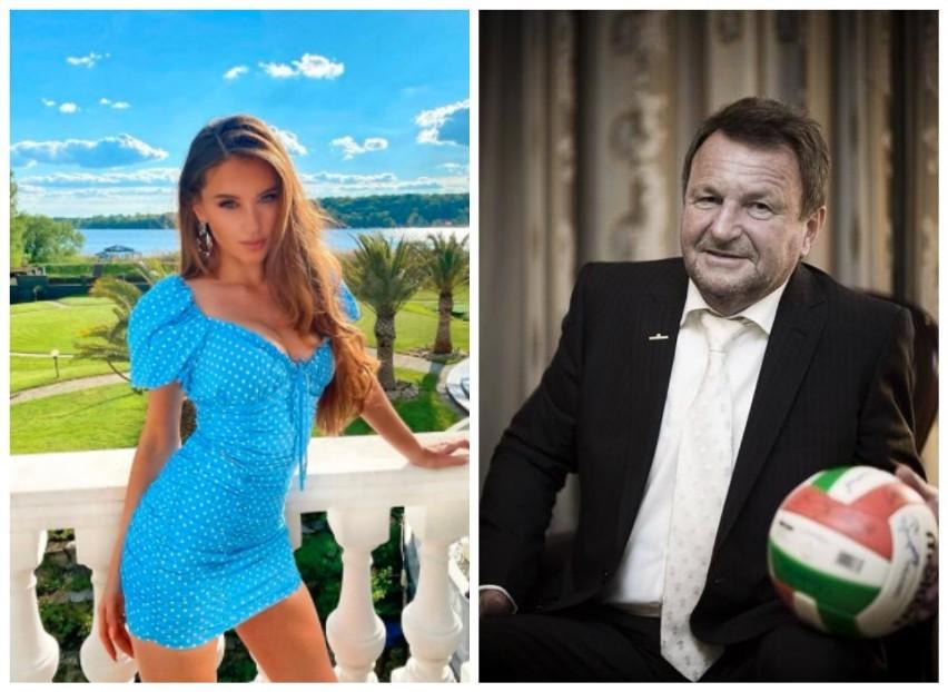 Patrycja Tuchlińska i Józef Wojciechowski spotykają się od 2018 roku.