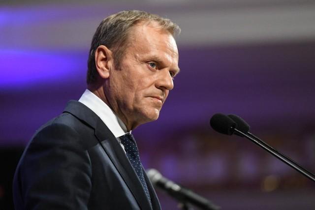 Wizyta Trumpa w Polsce. Donald Tusk: Namawiałem Donalda Trumpa do spotkania z prezydentem Ukrainy w Warszawie