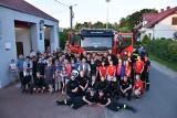 Nowy samochód dla Ochotniczej Straży Pożarnej we Wrockach. Zobacz zdjęcia