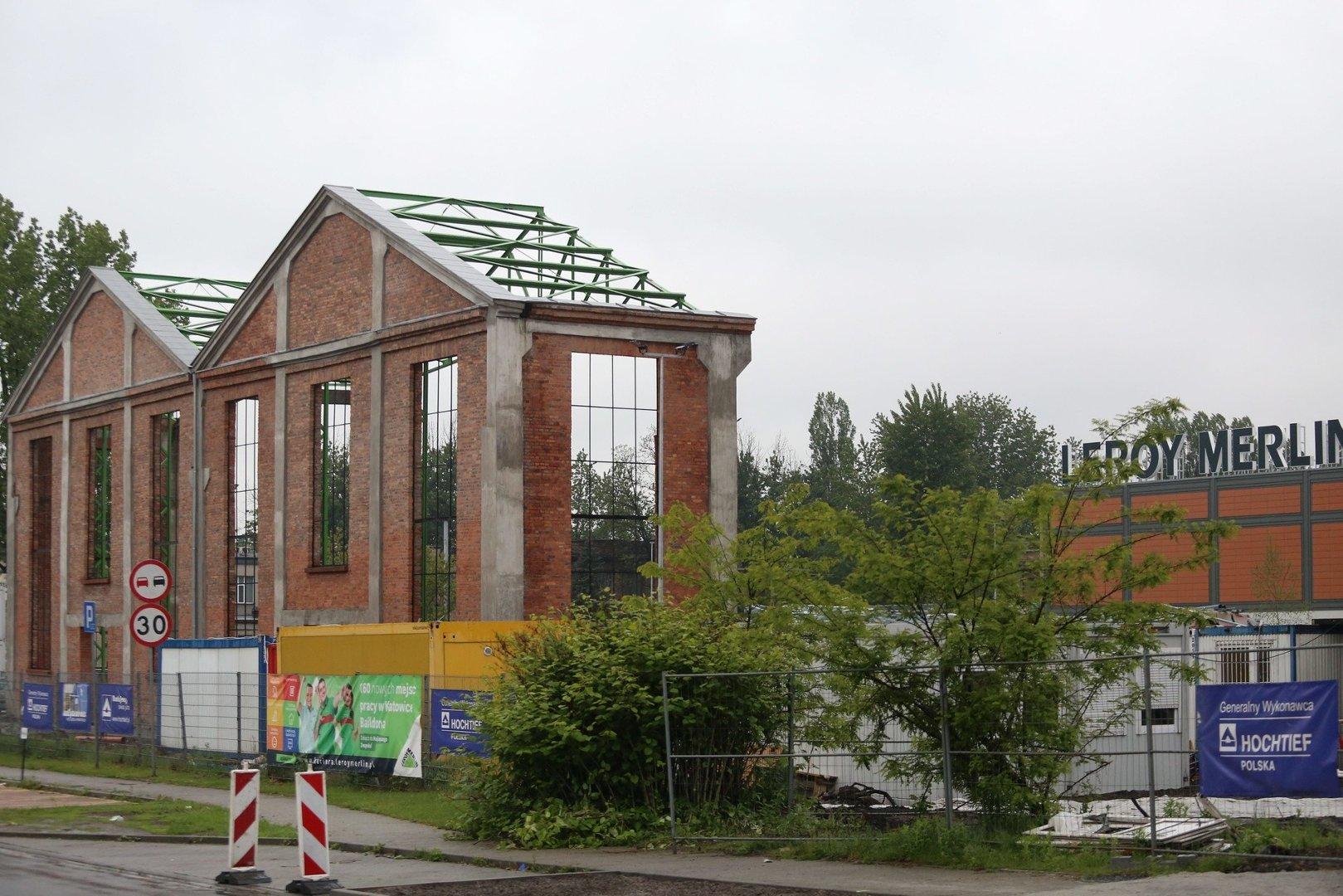 Nowy Sklep Leroy Merlin W Katowicach Jest Juz Prawie Gotowy Kiedy Otwarcie Zdjecia Dziennik Zachodni