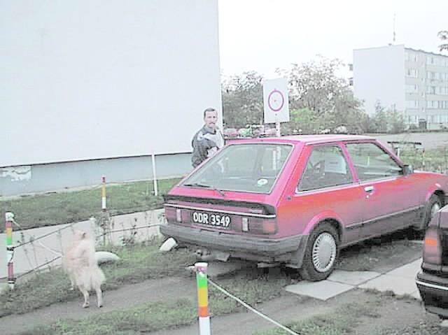 - Ten parking jest wynikiem pracy mieszkańców - mówi Jan Grzegorzewski.