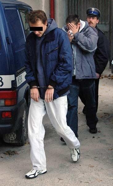 Danielowi A. i Marcinowi K. grozi od 1 roku do 10 lat pozbawienia wolności.