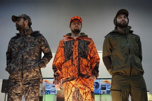Targi Knieje: Pokaz mody myśliwskiej na MTP