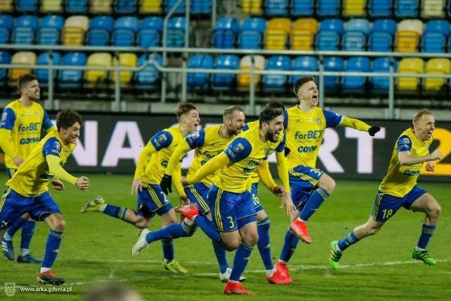 GKS Bełchatów - Arka Gdynia 0:3 (0:0)