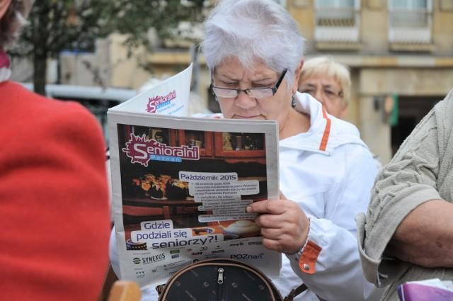 Senioralni.Poznań – i znów miasto przejmują w swoje ręce seniorzy