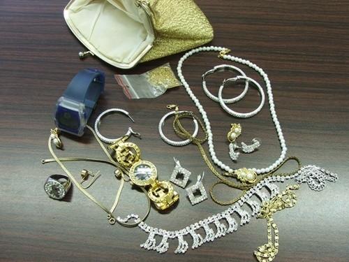Te przedmioty znaleziono u zatrzymanego 23-latka.