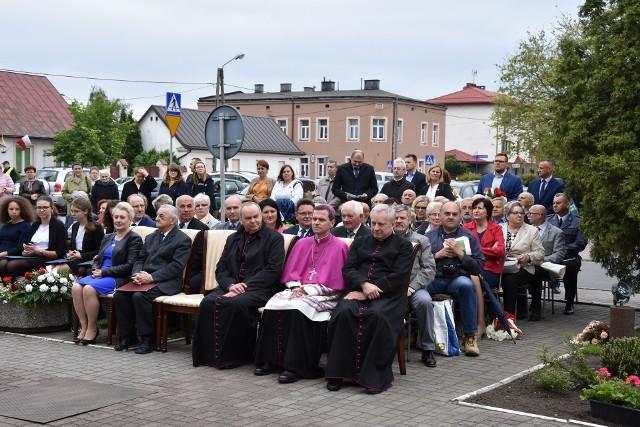 Uroczystość z okazji 80-lecia odsłonięcia Figury Matki Bożej w dobrzyńskim parku