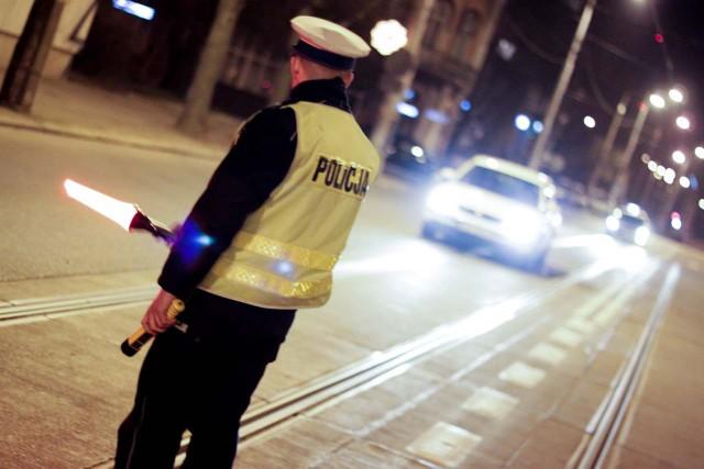 Lubuscy policjanci mieli pełne ręce pracy w noc sylwestrową