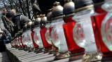 Skromne obchody 10. rocznicy katastrofy smoleńskiej. Powodem koronawirus