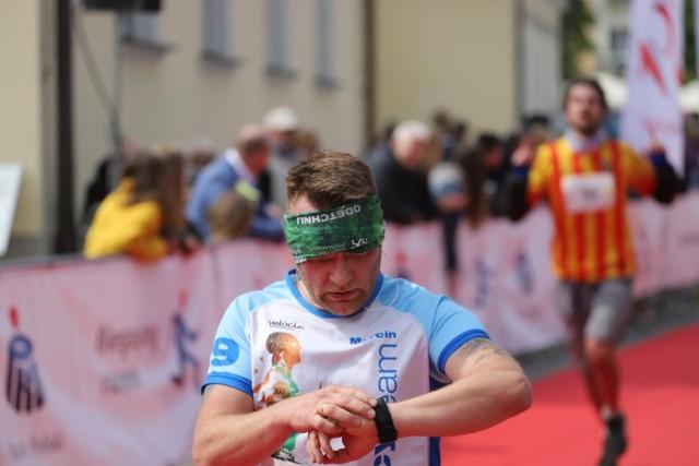 Niestety,  w tym roku nie odbędzie się ósma edycja PKO Półmaratonu Białystok. Tak było na mecie biegu rok temu