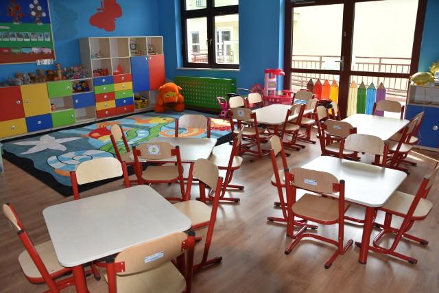 Przedszkole działające przy SP w Turze, tak jak inne w gminie Szubin, nadal jest nieczynne