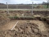 Kolejne znalezisko w Lubuskiem. We Włostowie odkryto szczątki trzech żołnierzy i masowy grób. Była też amunicja