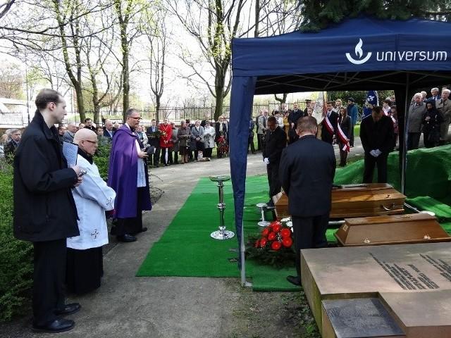 Profesor Zbigniew Zakrzewski spoczął na Cmentarzu Zasłużonych Wielkopolan