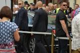 58. rocznica Wydarzeń Zielonogórskich. Wystąpienie Andrzeja Dudy przy pomniku Bachusa przerwane przez protest [ZDJĘCIA]