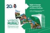 ICT zasponsoruje mural dla mieszkańców Kostrzyna. To Wy wybierzecie, jaki projekt ozdobi ścianę w centrum miasta