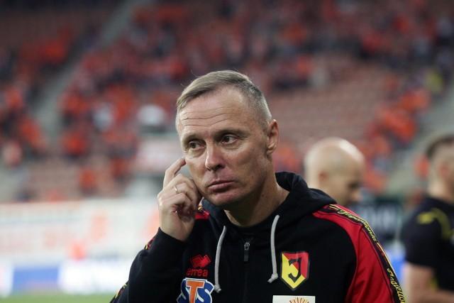 Ireneusz Mamrot, trener Jagiellonii