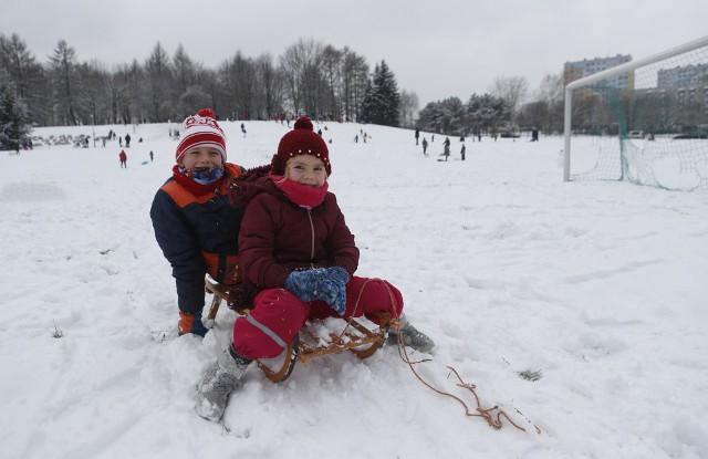 Witaj zimo! Białe szaleństwo w Rzeszowie