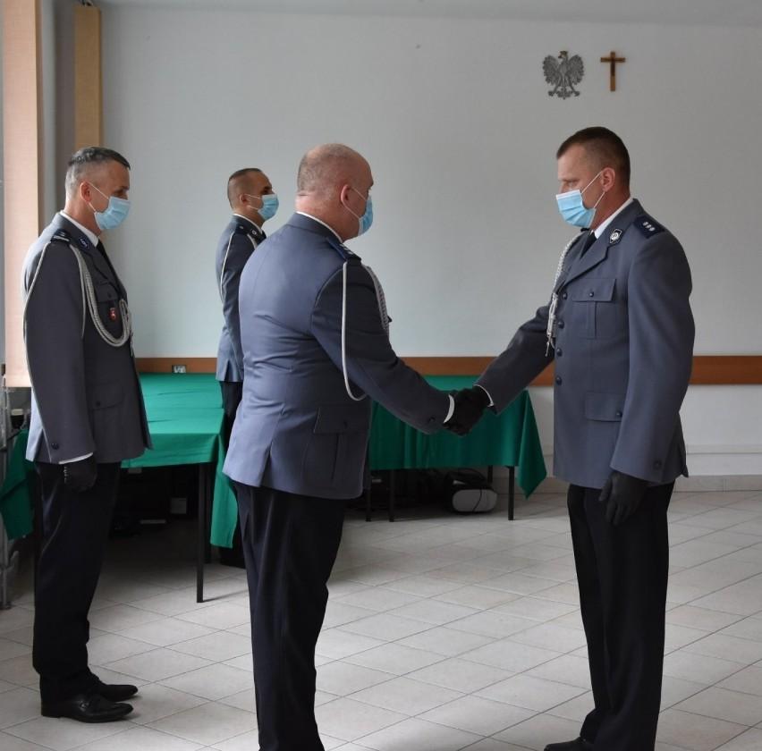 W piątek (17 lipca) janowscy policjanci obchodzili Święto Policji