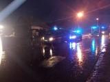 Po pożarze w Lipnicy w zgliszczach domu znaleziono zwłoki mężczyzny