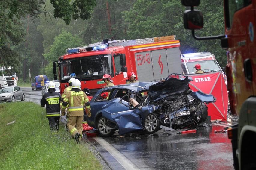 Premier Mateusz Morawiecki o wypadkach na drogach: Niestety...