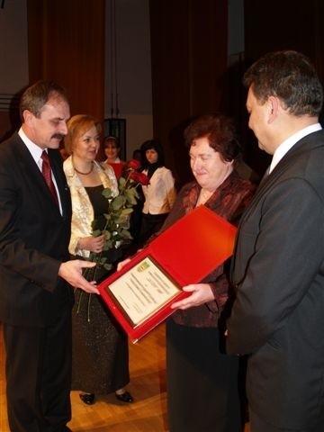 Jednym z laureatów nagrody z poprzednich lat jest Stowarzyszenie Przyjaciół Wyszkowa, Puszczy Białej i Kamienieckiej