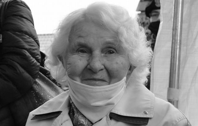Romana Michałowska z Zielonej Góry Łężycy zmarła w piątek (15 stycznia). Miała 91 lat
