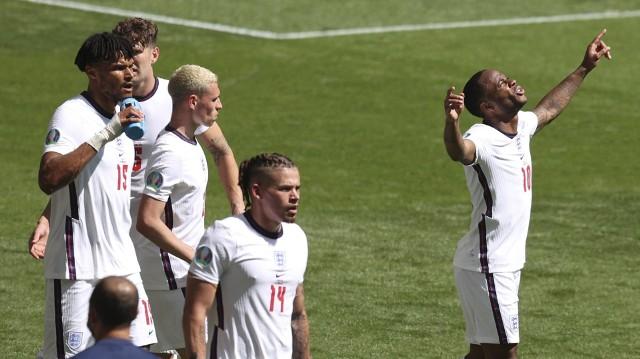 Anglicy w pierwszym meczu cieszyli się z pokonania Chorwatów. Jak pójdzie im ze Szkotami?