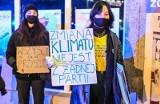 Dzień przed unijnym szczytem w Gdańsku odbył się protest ruchów klimatycznych