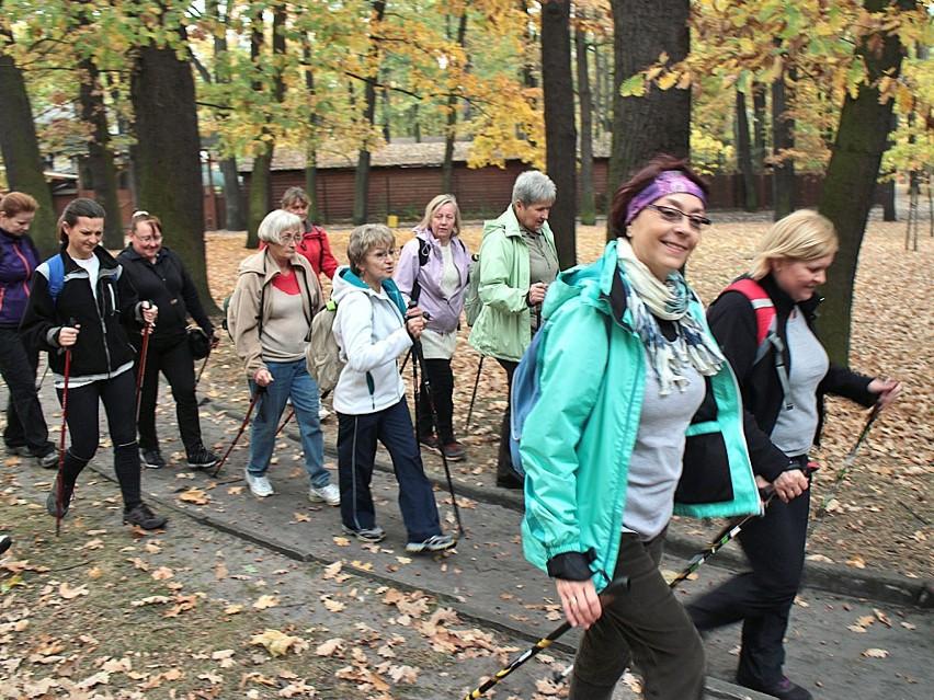 Patyczaki z Grudziądza w marszu do Rudnika