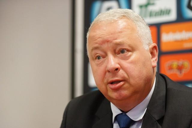 Prezes TS Wisła Kraków Piotr Dunin-Suligostowski był do czerwca prezesem Wisły SA. Czy wkrótce wróci na to stanowisko?