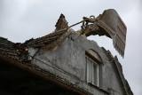Wielkie wyburzanie domów w Krakowie. Trwa przebudowa al. 29 Listopada [ZDJĘCIA]