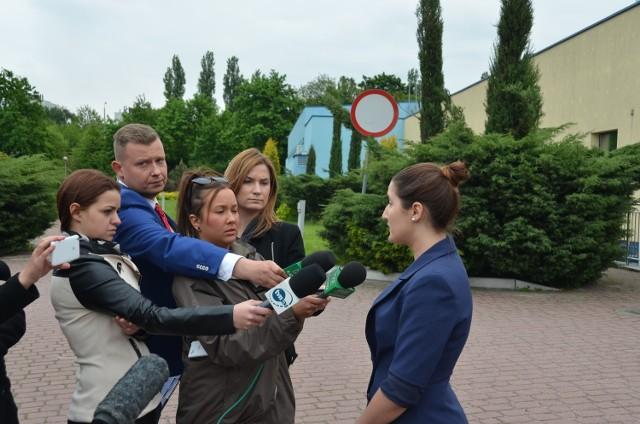 Wypadek w parku wodnym Nemo w Dąbrowie Górniczej
