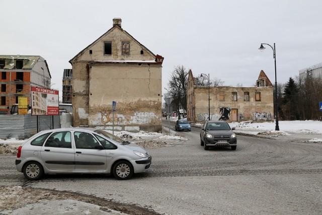 Kijowska 3. Tu miało powstać muzeum Żydów.