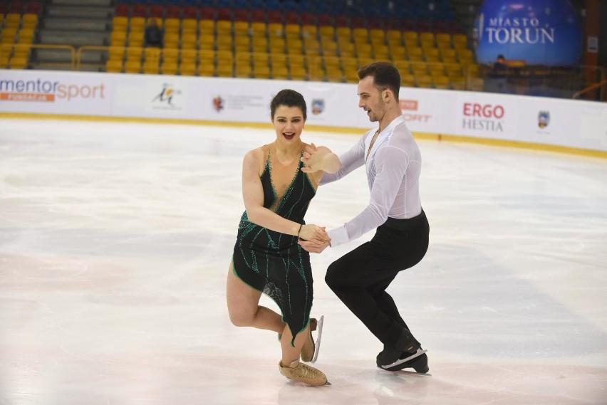 Natalia Kaliszek i Maksym Spodyriew marzą o miejsce w...