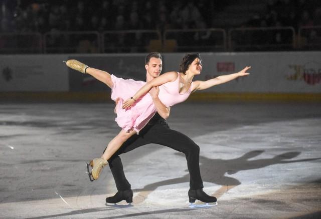 Natalia Kaliszek i Maksym Spodyriew marzą o miejsce w czołowej dziesiątce na mistrzostwach świata