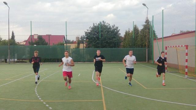 Wisła Sandomierz przygotowuje się do sezonu w czwartej lidze.