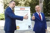 Wybory samorządowe 2018. Tadeusz Arłukowicz, kandydat na prezydenta miasta rozpoczyna kampanię wyborczą (zdjęcia)
