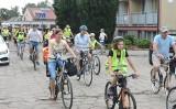 Ostrołęka. Letni Rodzinny Rajd Rowerowy, 29.06.2019. Ponad 100 cyklistów w różnych wieku miało pokonać około 30 km