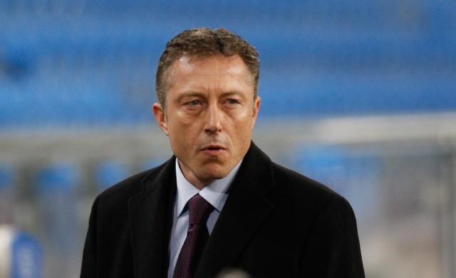 Ryszard Tarasiewicz trenerem ŁKS jest od listopada ubiegłego roku.