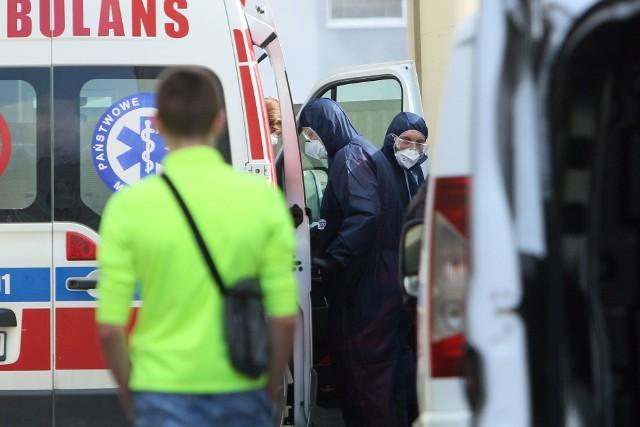 W szpitalu w Puławach zmarła 71-latka